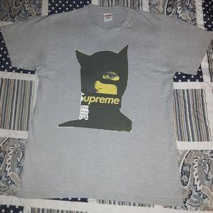 Supreme catwoman tee t shirt